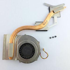 MSI A6300 MS-168B CPU GPU Kühler inkl. Lüfter    CPU GPU heatsink and fan