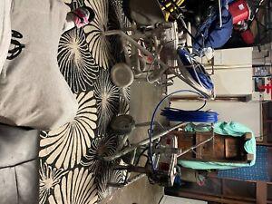 Titan 840 High Rider Series Metal Airless Paint Sprayer 805-016 - 7/8 hp 0.54...