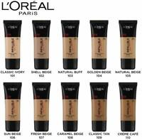 L'Oreal Paris Infallible Pro-Matte Foundation, 30g