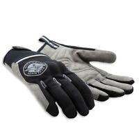 DUCATI Scrambler Overland C3 Textil Handschuhe Fabric Gloves schwarz grau NEU