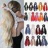 Ribbon Hair Band Ponytail Scarf Floral Bow Scrunchie Hair Bow Ties Hair Rope