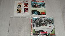 RARE CD BEACH BOYS KINKS 4 TOPS YARDBIRDS 13TH FLOOR ELEVATOR ROCK & FOLK 1966