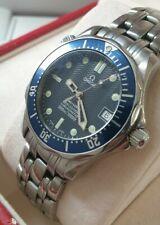 2002 Omega Seamaster Professional Chronometer 300m Automatic