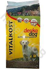 deuka dog Vitalkost 15kg Vitalfutter Hundefutter Trockenfutter Hunde Vollnahrung