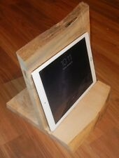Beautiful Live Edge Ipad Or Tablet Stand, Brand New From Solid Maple!