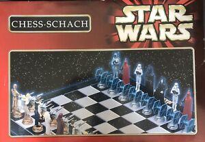 STAR WARS - Schachspiel - Brettspiel
