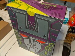 Transformers Generations SDCC 2015 Exclusive Devastator Set Combiner Wars