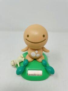 Tomy Nohohon Zoku Hidamari No Tami Eco Solar Powered Toy EUC