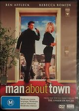Man About Town (DVD, 2007)   Ben Affleck  BRAND NEW & SEALED