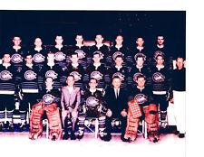 1968 OAKLAND SEALS  8X10 TEAM PHOTO HOCKEY NHL