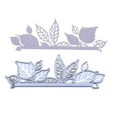 Leaves Metal Cutting Dies Stencil DIY Scrapbooking Embossing Paper Card Craft