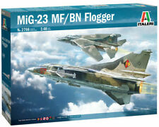 """ITALERI: MiG-23 MF/BN """"Flogger"""" in 1:48"""