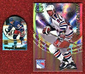 1997-98 WAYNE GRETZKY Pacific Card-Supials w/Mini-Supial! #12 SP RARE!