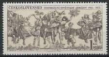 Tjechoslowakije postfris 1975 MNH 2255 - Bevrijding 30 Jaar