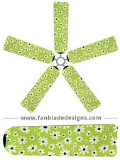 Daisies  Ceiling Fan Blade Covers