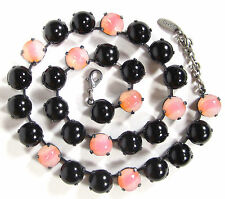 Modeschmuck-Halsketten aus gemischten Metallen für besondere Anlässe