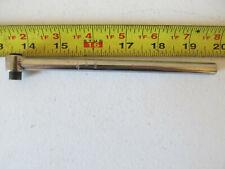 """Aircraft Tools 7/32"""" hex drive roller ratchet"""