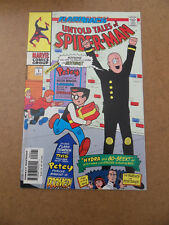 Untold Tales Of Spider-Man -1 B .Flashback . Marvel 1997 . VF