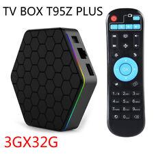 TV BOX T95Z Plus Android 7.1 TV Box S912 3GB+32GB 8 CORE CPU 5Ghz Wifi 4K HD