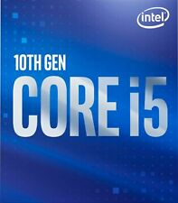 Intel - Core i5-10400 10th Generation 6-Core - 12-Thread - 2.9 GHz (4.3 GHz T...