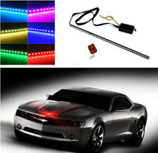 Knight Rider Strip 48 Flash LED Waterproof Car Light Kit Remote 7 Colors