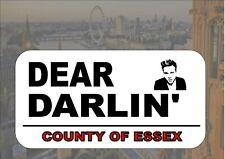 Olly Murs Novelty Reproduction Street Sign Dear Darlin' Wall Plaque