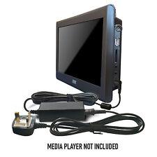 DC 12 V Alimentation secteur adaptateur d'alimentation pour le DA100C août DA900C Portable TV TELE