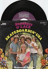 SNEAKERS & LACE Skateboardin' U.S.A. 45/GER/PIC