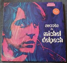 Michel Delpech, succés de  - Best of, LP - 33 tours
