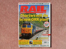 RAIL Issue 711 - Class 90s + Swindon to Newbury decline and hopes for future