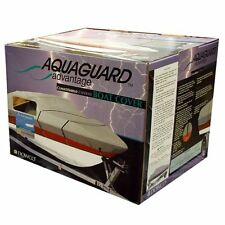DOWCO 65051-00 AQUAGUARD CLIMATESHIELD 14-16 FT V AND TRI HULL BOAT COVER