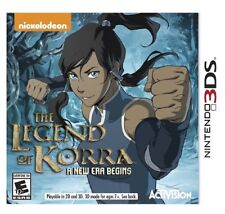The Legend of Korra A New Era Begins for Nintendo 3DS
