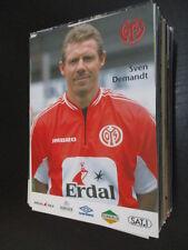 64396 Sven Demandt FSV Mainz 05 original signierte Autogrammkarte