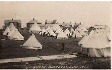 """""""2nd Buffs"""" Musketry Camp, 1925, Hythe, Kent? Photograph Postcard"""