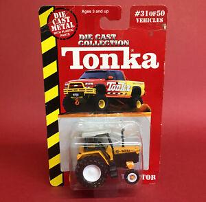 Scarce 1999 Tonka Maisto 1/64 Marshall? Tractor No15130 MOC