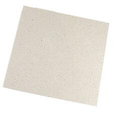 2 * Remplacement 12 x 12cm Mica Plaques pour Four a Micro-ondes WT