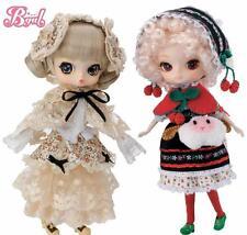 "Pullip 2 Doll Lot New Nrfb Byul Eris & Dal Colline Set B-001 & F-321 10"" 2008"