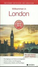 Reiseführer STADTPLAN LONDON Entspannt entdecken mit Tipps + Terminen 2018/2019