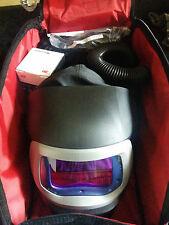 3m Speedglas 9100XXI FX Shield With Adflo 547726 Lithium battery, belt & filters