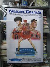 Anime Slam Dunk Sakuragi Hanamichi Kaeda Rukawa Akagi Mini Tapestry Movic Japan