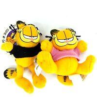 Garfield cat plush soft toy doll Small Mini