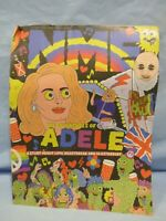 New Music Express NME Magazine 24th June 2016  Adele's Adventures Cover