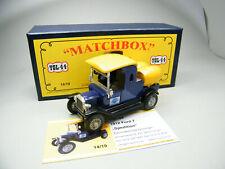 Matchbox MoY Code 2 YGL-44 Ford T PickUp-Umbau und Ladung blaue Box 1 von 9