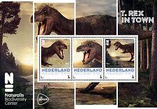 Netherlands  2016    T-rex  Trix   in Netherlands    SHEETLET mnh  u