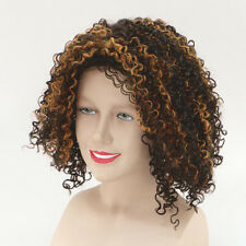 MEL B ' SCARY SPICE' GIRLS CURLY WIG 90S 1990 POPSTAR IDOL FANCY DRESS PARTY