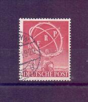 Berlin 1950 - Industrieausstell. ERP - MiNr.71 gestempelt - Michel 40,00 € (588)