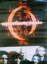 A Perfect Circle-British Import Poster (Tool) (circa 2000)