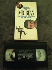 The Perilous Pursuits of Mr. Bean - VHS Video Tape - Comedy - Rowan Atkinson