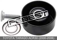 Pulley Tensioner Kit For Toyota Tarago Acr30 (2000-2006)