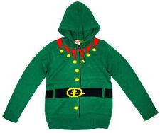 Maglione verde per bambini dai 2 ai 16 anni